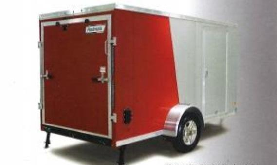 2017 Haulmark HMVG612S Enclosed Cargo Trailer