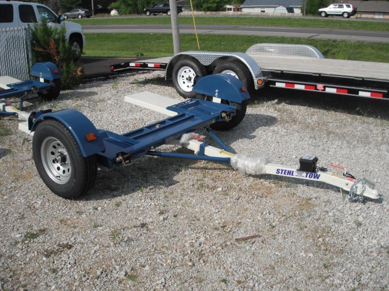 2018 Stehl Tow ST80TD Tow Dolly w/ Electric Brakes & Radial Tires