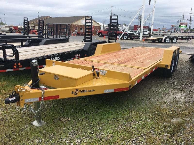 2018 BWISE tg22-15- heavy duty model