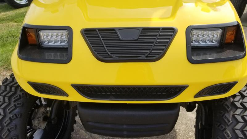 2014 EFI Gas Yamaha Drive