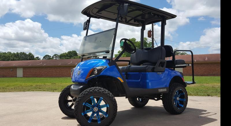 Home golf carts new and used electric and gas carts for Yamaha golf cart dealers in florida