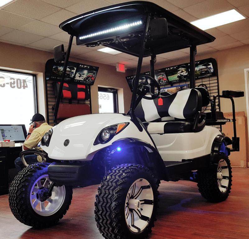 2013 Gas Yamaha Drive G29