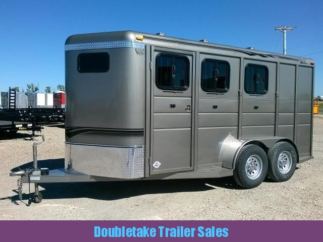 RANCH KING 3 HORSE TRAILER Horse Trailers For Sale Find new and