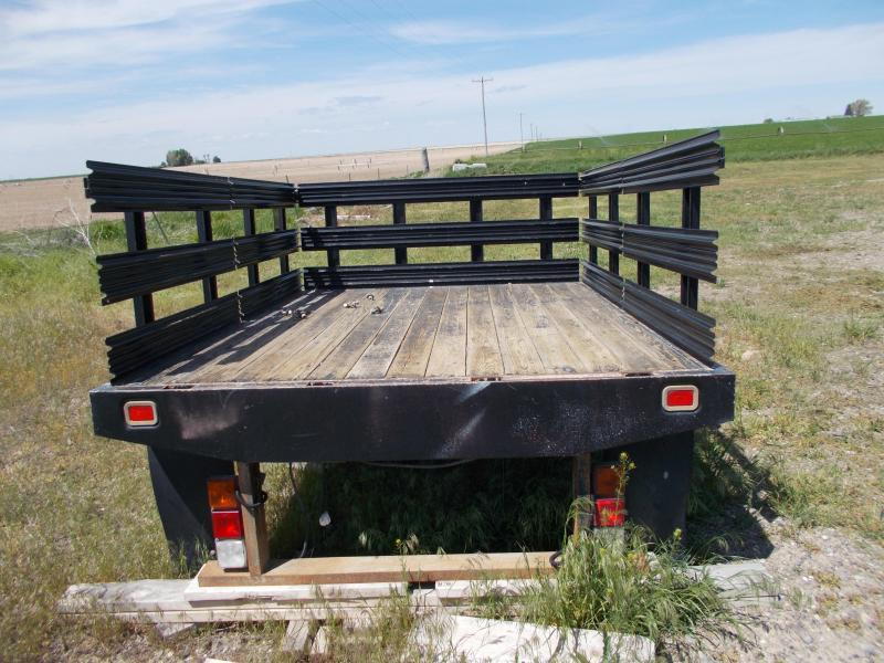 2007 Other 7 X 8 Stakeside Truck Bed / Equipment