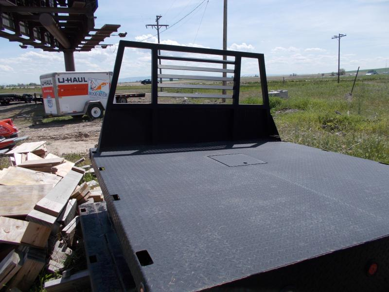 2014 Other 7 X 7 42 Frame Flatbed Truck Bed / Equipment