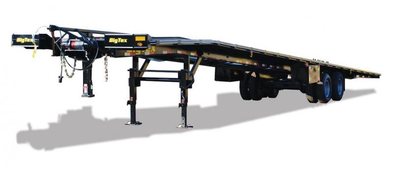 2017 Big Tex Trailers 3-4 Car / Racing Trailer
