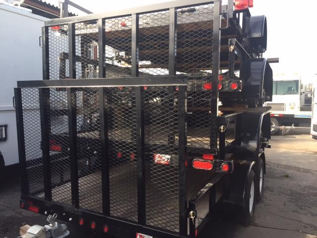 2016 Big Tex Trailers 6x12 tandem Utility Trailer