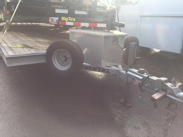 2015 Continental Trailers UT8205T ATV Trailer