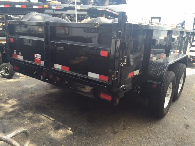 2017 Big Tex Trailers 14LX Dump Trailer