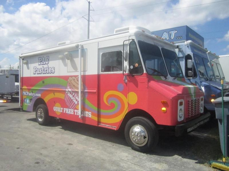 1994 Chevrolet pac pastries Truck