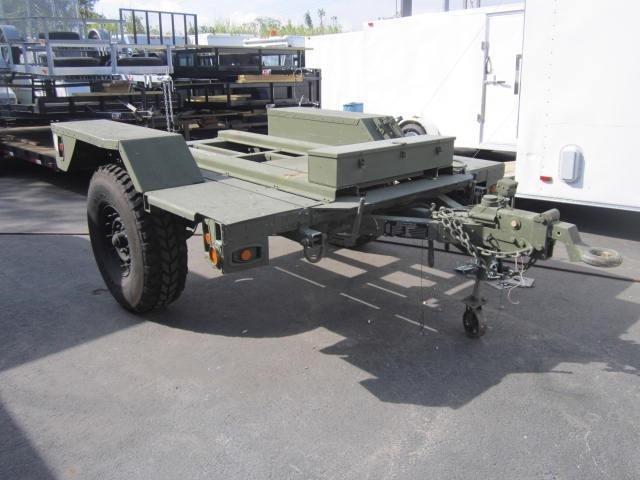 2010 Schutt Generator Equipment Trailers
