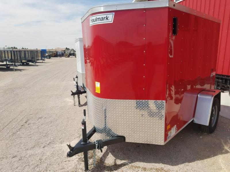 2018 5 X 8 ENCLOSED/CARGO TRAILER @ Red Barn Trailers