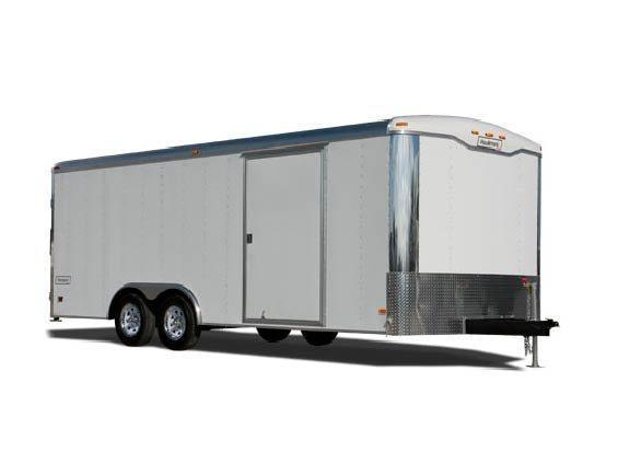 2014 Haulmark Trailers TST85X24WT3 Enclosed Cargo Trailer