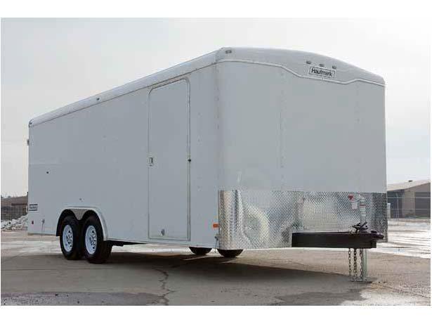 2014 Haulmark Trailers GR85X16WT3 Enclosed Cargo Trailer