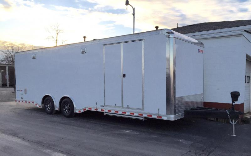 2015 Pace American Shadow GT Car / Racing Trailer