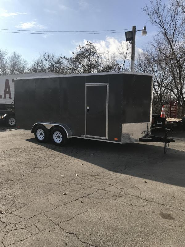 2018 Nexhaul N716TA/BULLET Enclosed Cargo Trailer