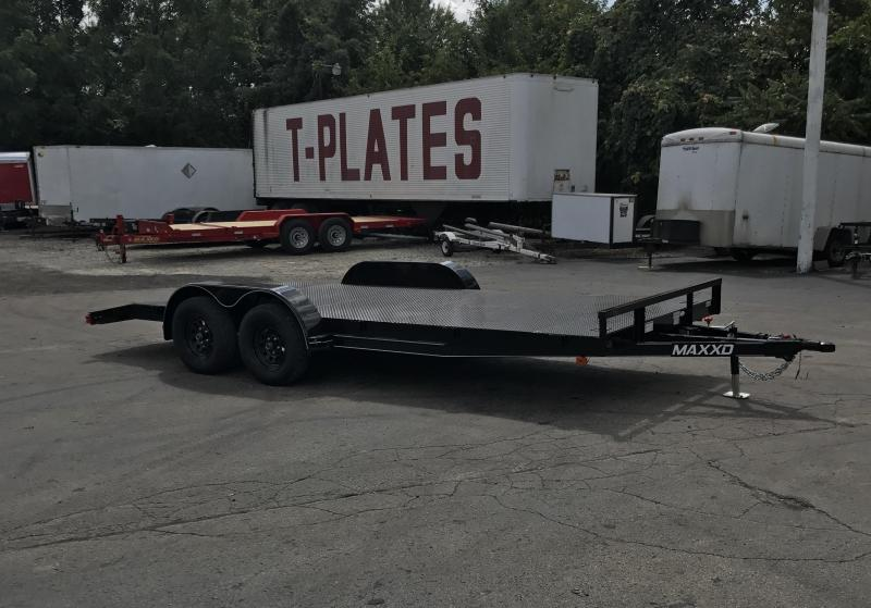 2018 Maxxd Trailers C3M8318 Car / Racing Trailer