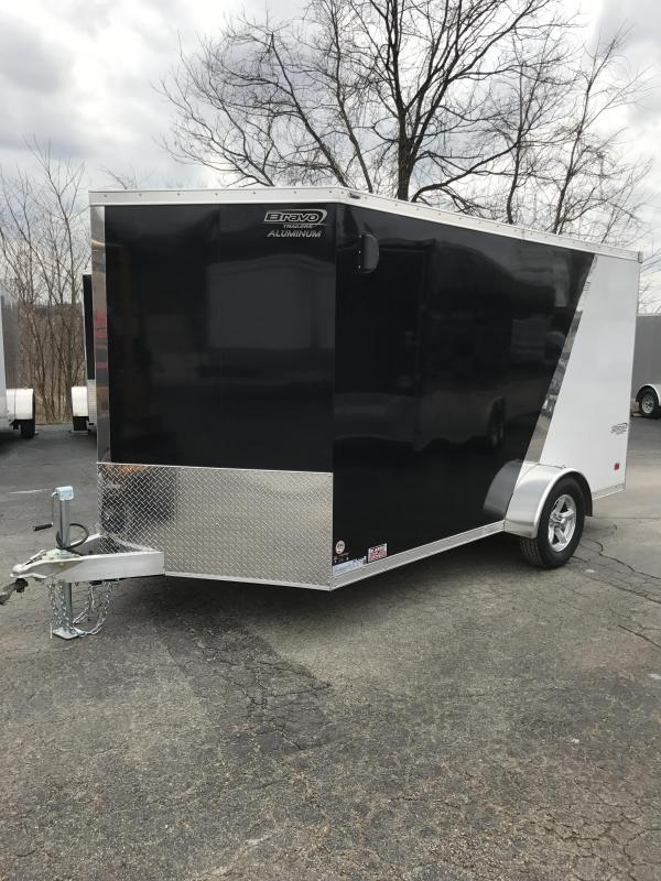 2018 Bravo Trailers AST712SA Enclosed Cargo Trailer