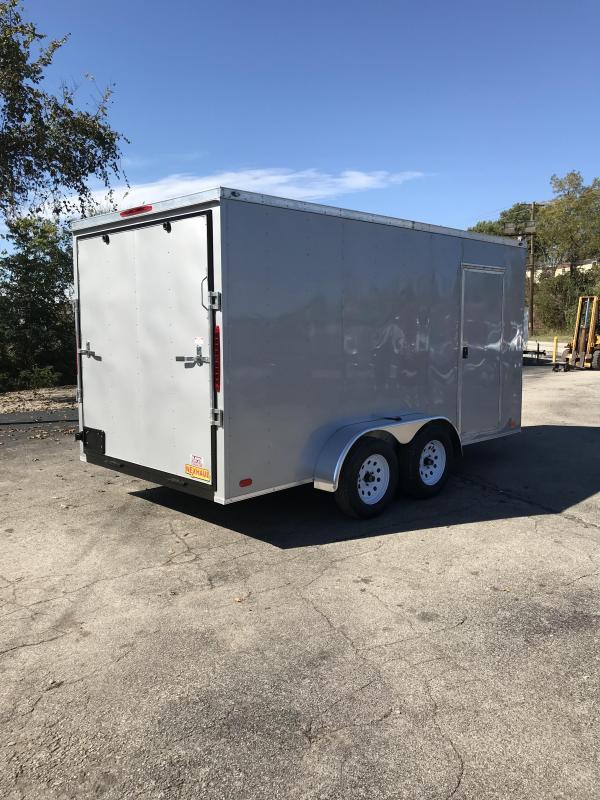 2018 Nexhaul N714TA/BULLET Enclosed Cargo Trailer