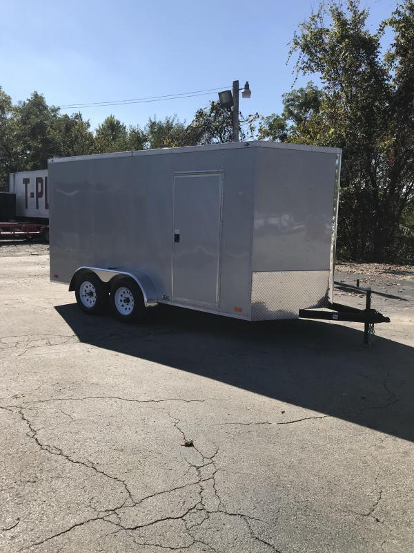 2018 Nexhaul N714TA/BULLET Enclosed Cargo Trailer