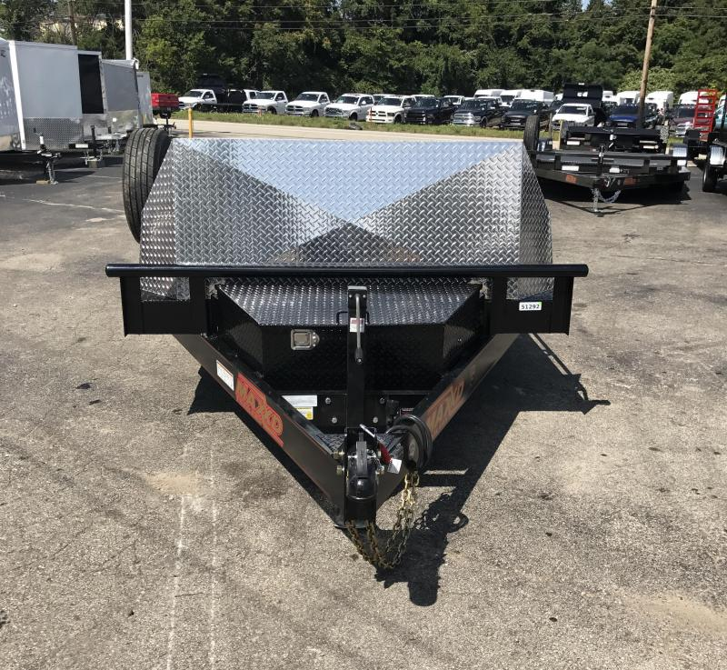 2018 Maxxd Trailers A6X8020 Car / Racing Trailer