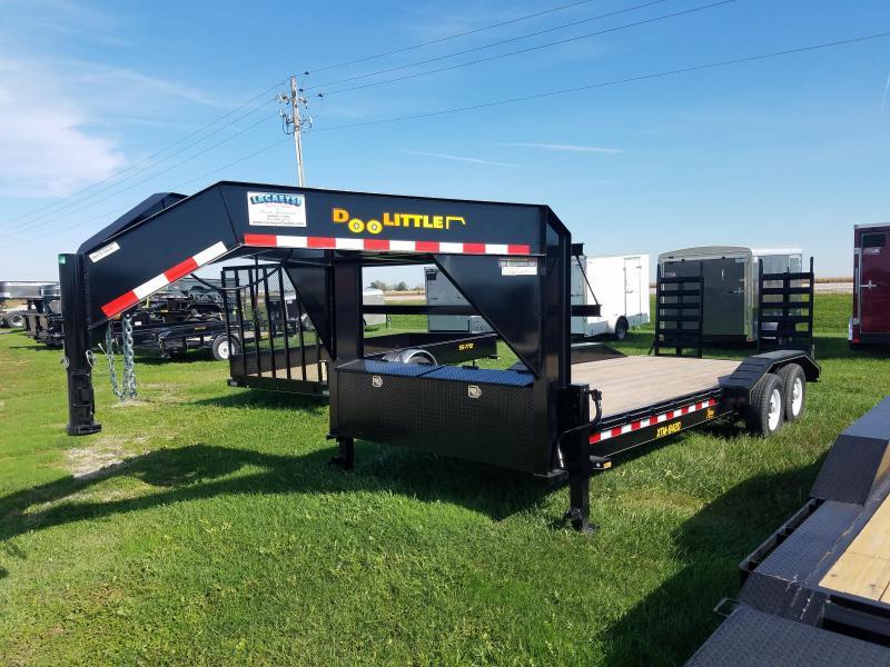 2018 Doolittle Trailer Mfg 84x20 Extreme 10k Gooseneck Equipment Trailer