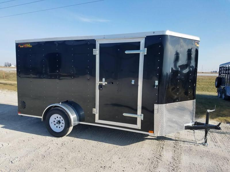 2018 Doolittle Trailer Mfg 6x12 Bullitt Enclosed Cargo Trailer