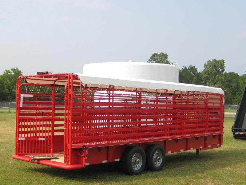 Tractor Supply Cows : Delco trailers cattle trailer livestock
