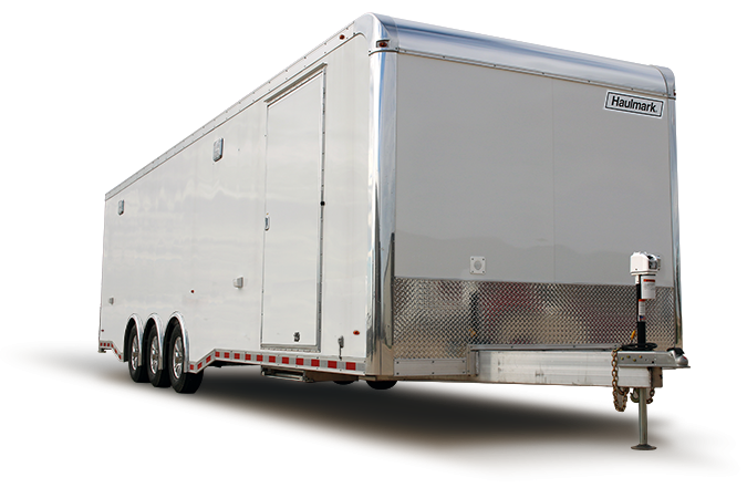 2017 Haulmark HAR85X32WR4 Car / Racing Trailer