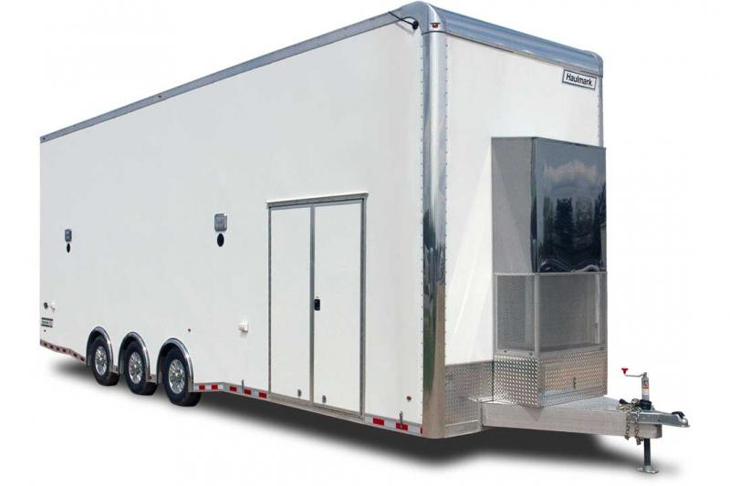 2017 Haulmark HARS85X28WR5 Car / Racing Trailer