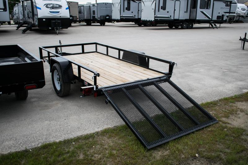 2019 Sure-Trac 5 x 10 Angle Iron Utility 3k Idler