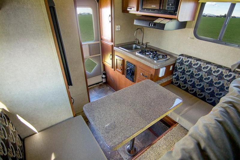 2019 Travel Lite RV 770RSL Truck Camper