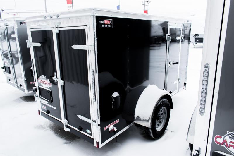 2019 Cargo Mate 5 X 10 Enclosed Cargo Trailer