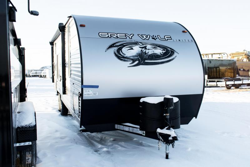 2019 Grey Wolf Limited 25RL Travel Trailer
