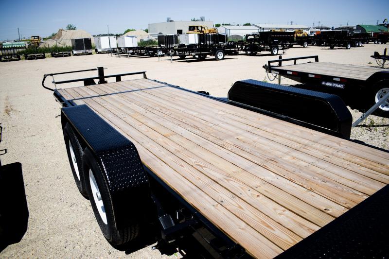 2018 Sure-Trac 7 X 16+4 Tilt Bed Equipment Trailer 14K