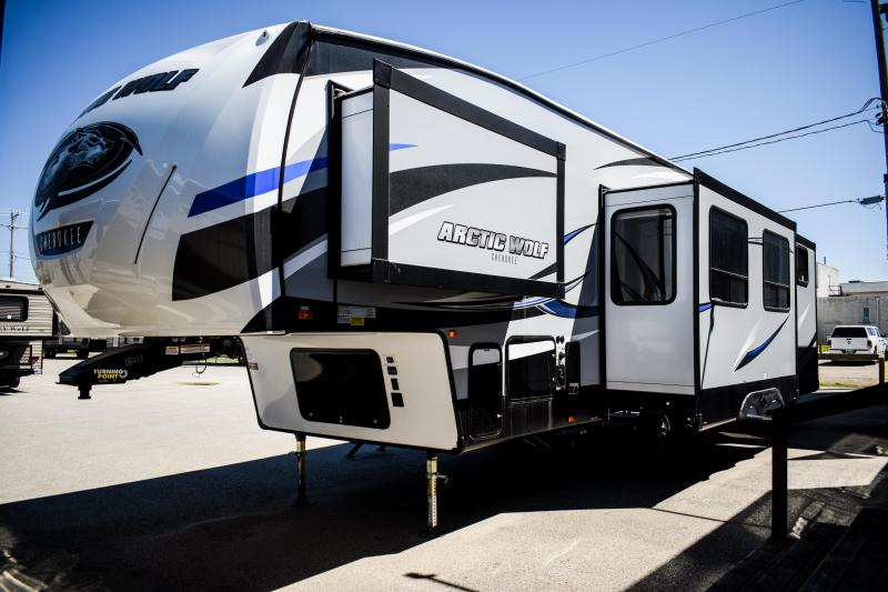 2018 Arctic Wolf 315TBH8 5th Wheel Travel Trailer