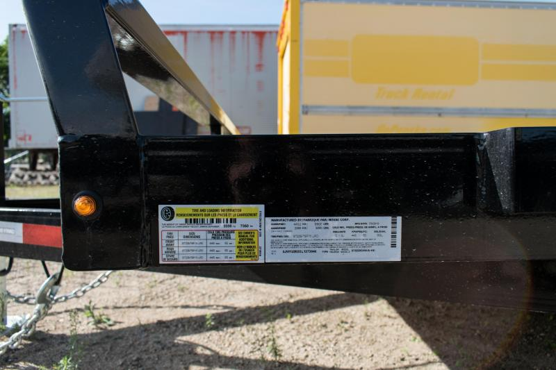 2020 Sure-Trac 7 X 20 Wood Deck Car Hauler  10k