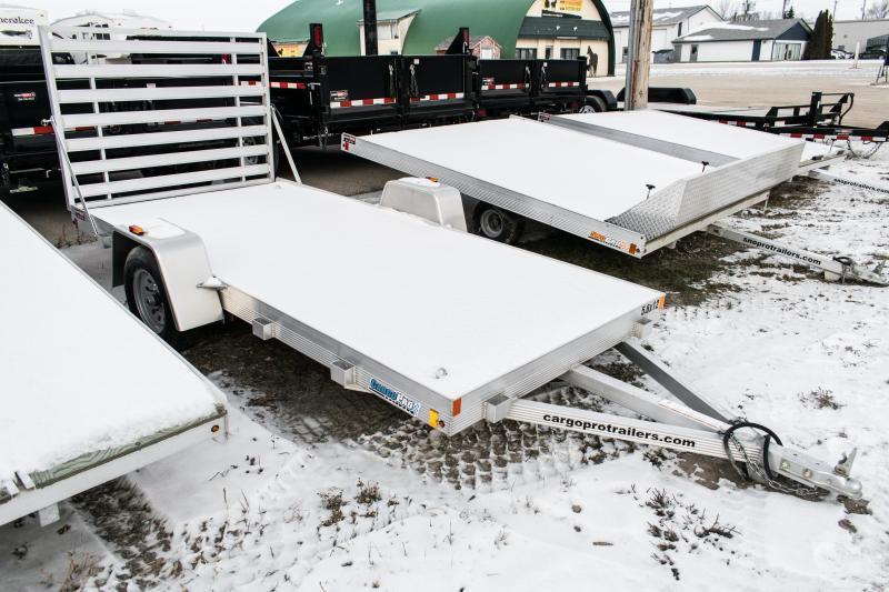 2017 CargoPro Sprint 66 x 12 Utility Trailer