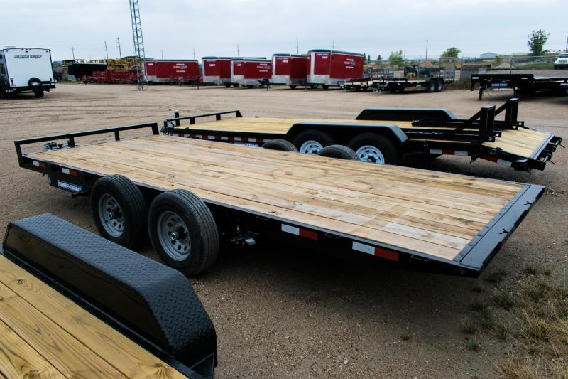2019 Sure-Trac 7 X 18 Tilt Bed