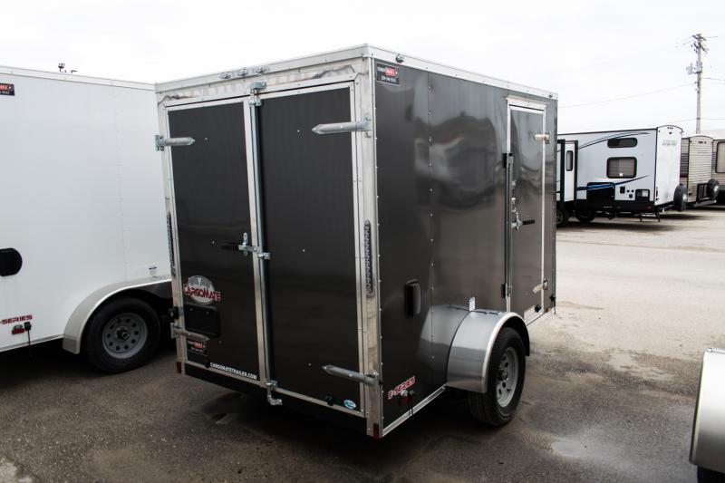 2019 Cargo Mate 6 X 10 Enclosed/Cargo Trailer Barn 3K