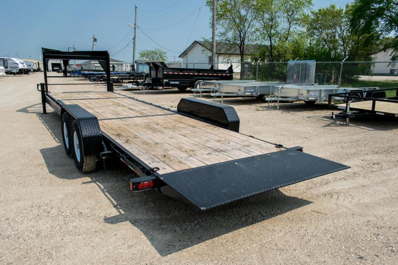 2019 Sure-Trac 7 X 22+6 Gooseneck Tilt Bed Equipment  14K