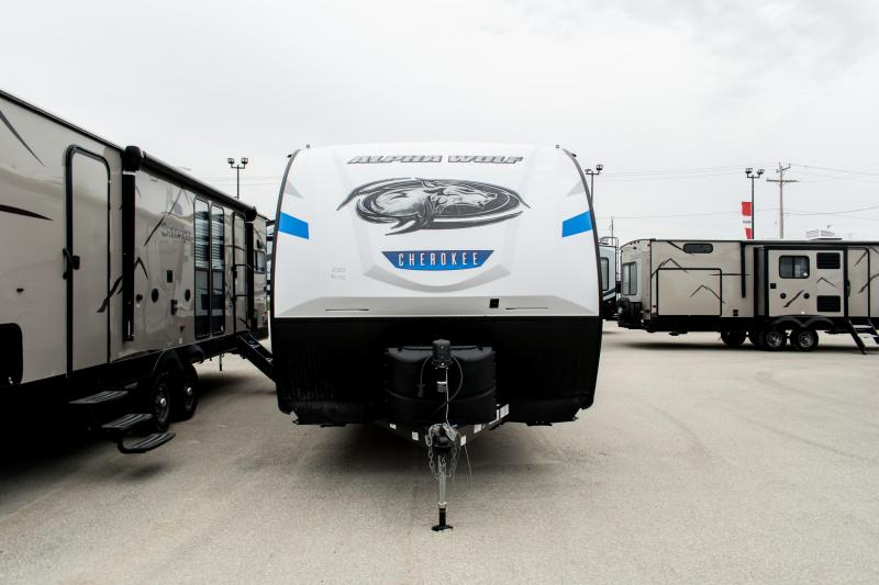 2019 Alpha Wolf Limited 23RD-L Travel Trailer
