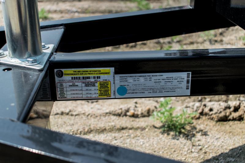2019 Sure-Trac 5 X 8 Tube Top Utility 3K Idler