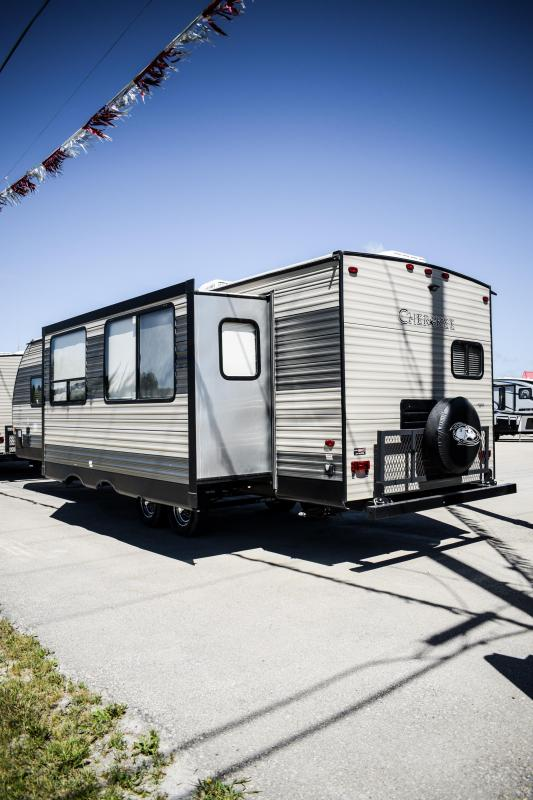 2018 Cherokee Limited 274RK Travel Trailer