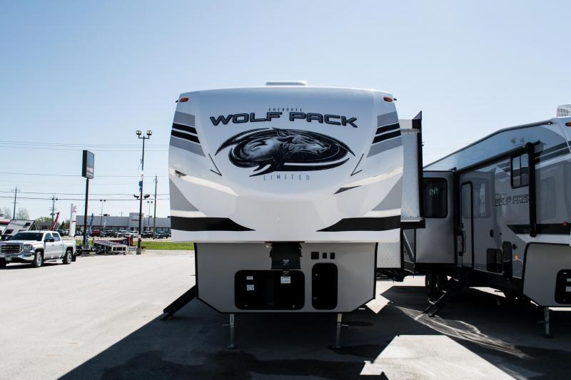 2020 Wolf Pack Limited 365pack16 Toy Hauler