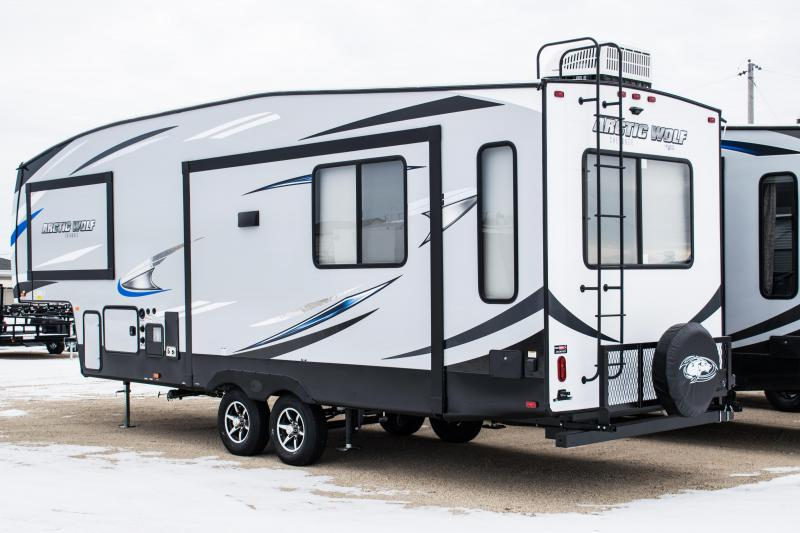 2019 Arctic Wolf Limited 285DRL4 5th Wheel Trailer