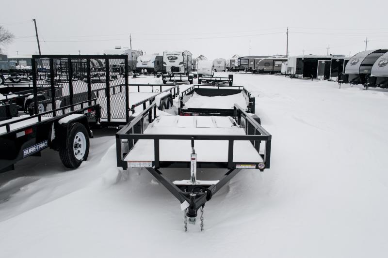 2019 Sure-Trac 5 X 10 Tube Top Utility 3K Idler