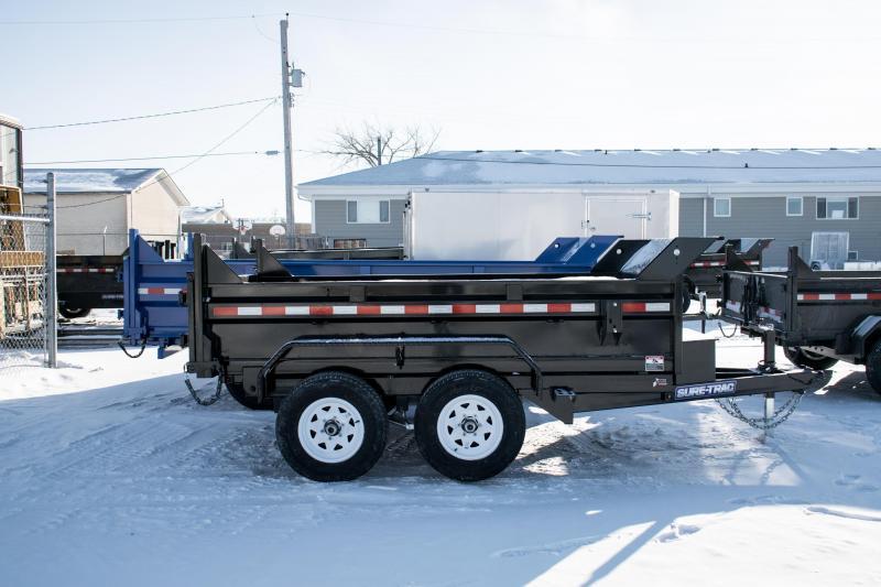 2019 Sure-Trac 72 IN x 10 LProfile 10K Single Ram Dump
