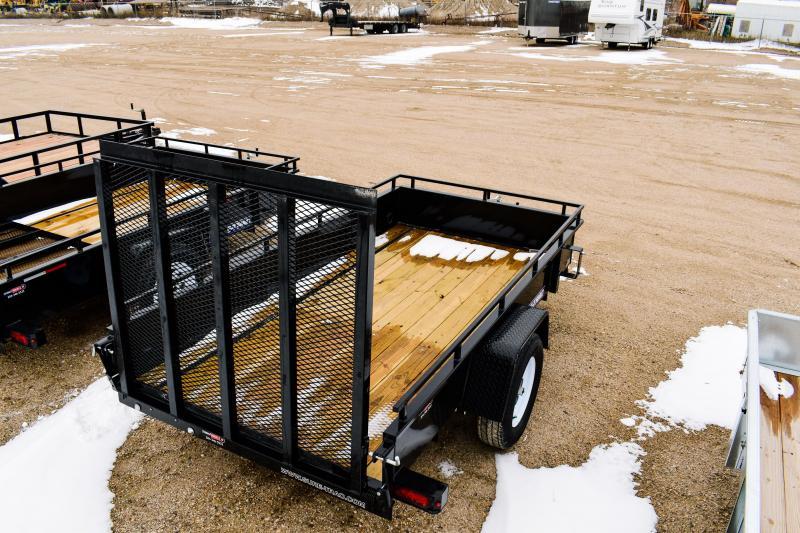2018 Sure-Trac 5 x 10 Steel High Side 3k Idler