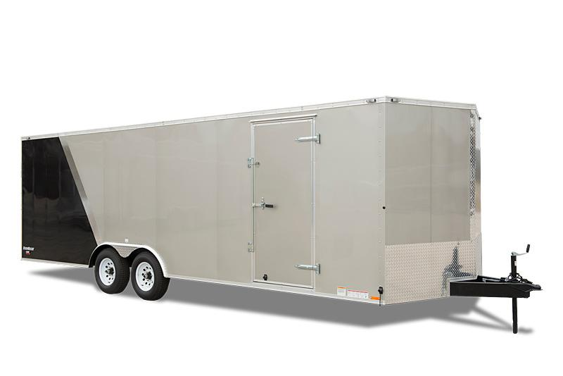 2019 Cargo Mate 8.5 X 20  Car / Racing Enclosed Cargo Trailer